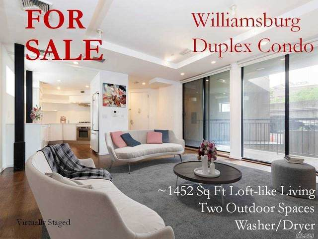 91 Metropolitan Avenue 1A, Williamsburg, NY 11249 (MLS #3210595) :: Denis Murphy Real Estate