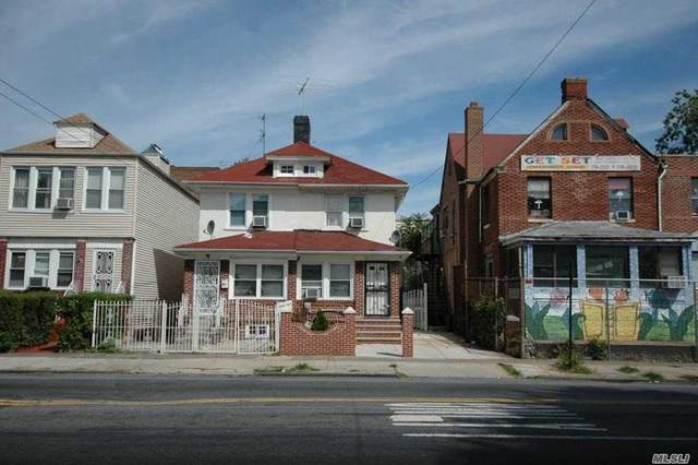 619 Linden Blvd, East Flatbush, NY 11203 (MLS #3213446) :: Marciano Team at Keller Williams NY Realty