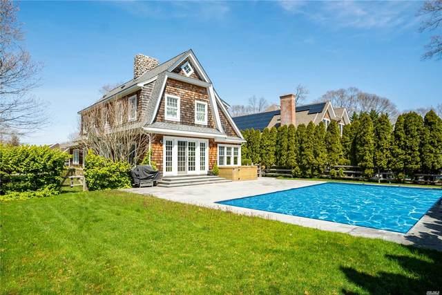 16 Lake Drive, Southampton, NY 11968 (MLS #3213854) :: Cronin & Company Real Estate