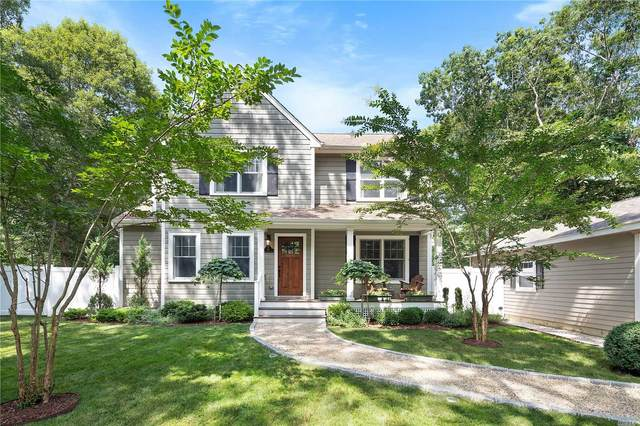 18 Cedar Ridge Dr, East Hampton, NY 11937 (MLS #3215081) :: Cronin & Company Real Estate