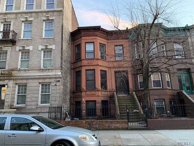1430 Pacific, Crown Heights, NY 11216 (MLS #3216038) :: Marciano Team at Keller Williams NY Realty