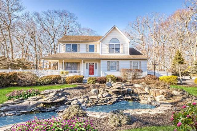 65 N Woods Road, Baiting Hollow, NY 11933 (MLS #3216297) :: Cronin & Company Real Estate