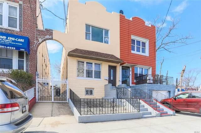 1804 Rockaway, Canarsie, NY 11236 (MLS #3216359) :: Cronin & Company Real Estate