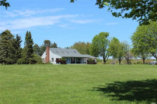 Water Mill, NY 11976 :: Cronin & Company Real Estate