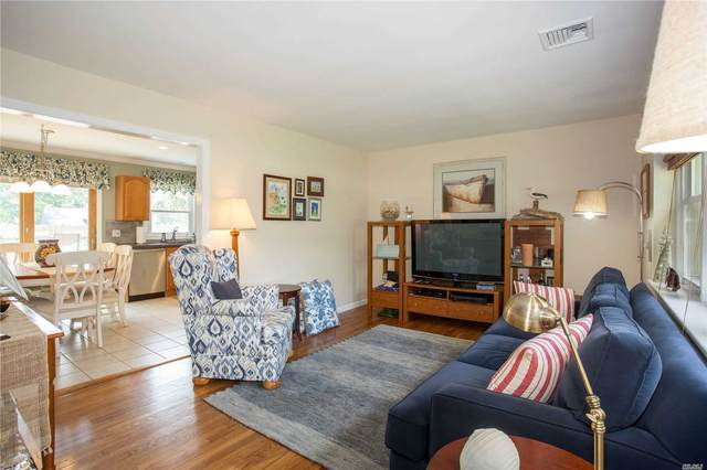 31 Oak Street, Westhampton Bch, NY 11978 (MLS #3216648) :: Cronin & Company Real Estate