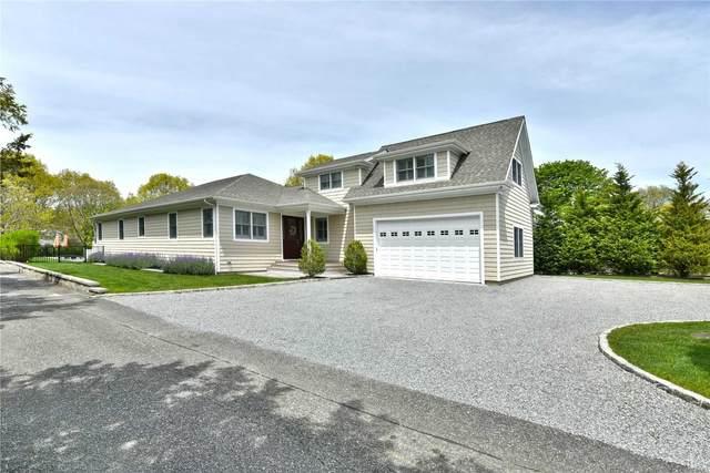 105 Oneck Ln, Westhampton Bch, NY 11978 (MLS #3216810) :: Cronin & Company Real Estate