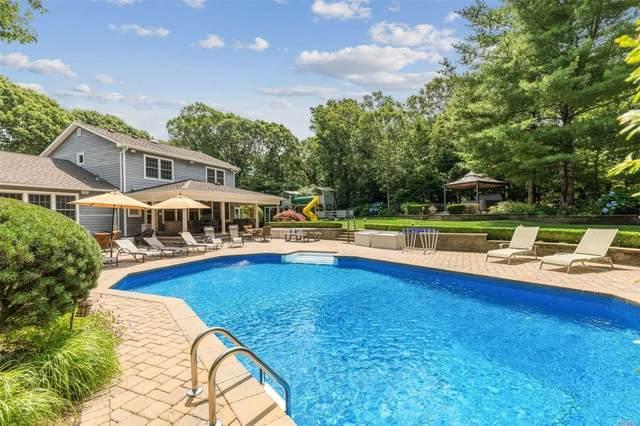 99 Squiretown Road, Hampton Bays, NY 11946 (MLS #3216855) :: Signature Premier Properties