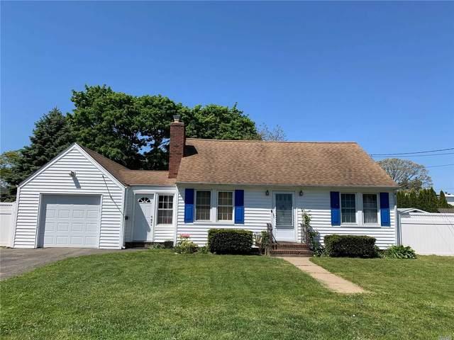 195 S 12th St, Lindenhurst, NY 11757 (MLS #3216867) :: Cronin & Company Real Estate