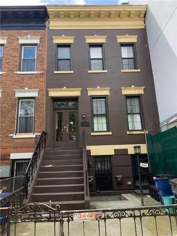 344 Chauncey, Bed-Stuy, NY 11233 (MLS #3216898) :: Cronin & Company Real Estate