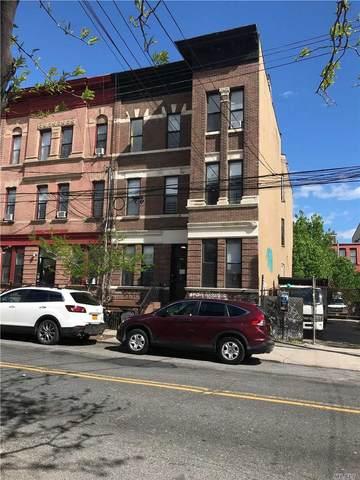 1582 Dekalb, Bushwick, NY 11237 (MLS #3217037) :: Cronin & Company Real Estate