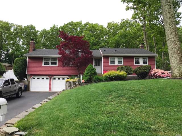 36 Sunflower Dr, Hauppauge, NY 11788 (MLS #3217100) :: Cronin & Company Real Estate