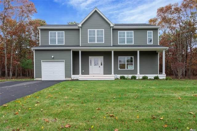 1703 Fire Avenue, Medford, NY 11763 (MLS #3217250) :: Signature Premier Properties