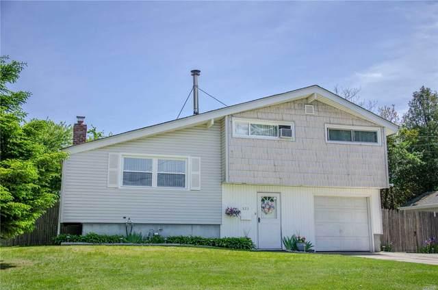523 Sycamore Ave, Oakdale, NY 11769 (MLS #3217325) :: Cronin & Company Real Estate