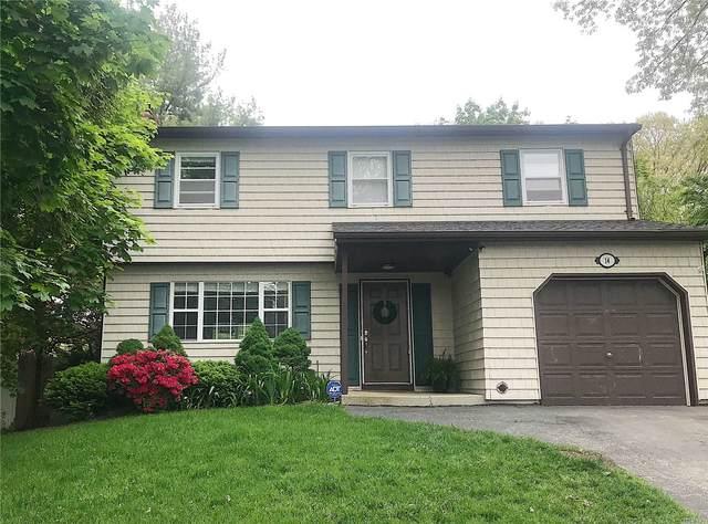 14 Burroughs Avenue, Dix Hills, NY 11746 (MLS #3217349) :: Cronin & Company Real Estate