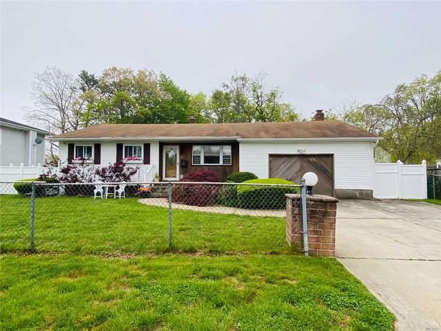 21 Francisco Avenue, Central Islip, NY 11722 (MLS #3217420) :: Cronin & Company Real Estate