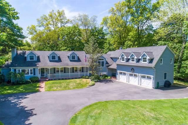 73 Huntington Bay Road, Huntington, NY 11743 (MLS #3217423) :: Cronin & Company Real Estate