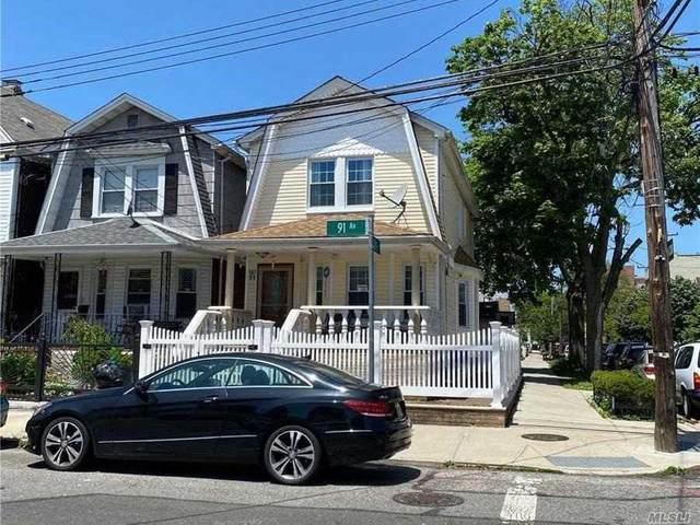 107-23 91st Ave, Richmond Hill, NY 11418 (MLS #3217677) :: Mark Boyland Real Estate Team
