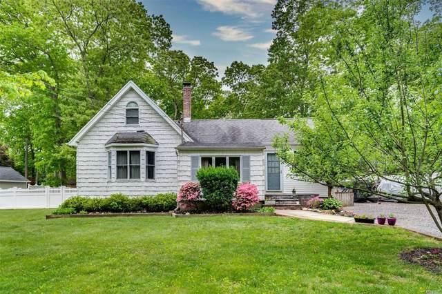 72 Hilltop Drive, Smithtown, NY 11787 (MLS #3217810) :: Mark Boyland Real Estate Team