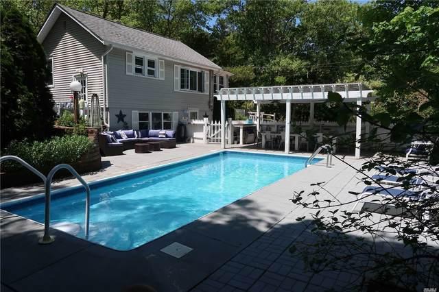 85 Red Creek Road Rd, Hampton Bays, NY 11946 (MLS #3218009) :: Signature Premier Properties
