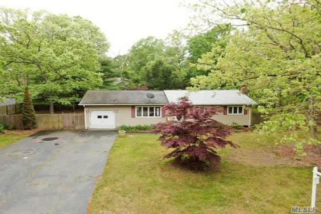 26 Bailey Road, Middle Island, NY 11953 (MLS #3218243) :: Signature Premier Properties