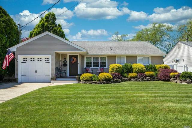 396 Harrison Ave, Massapequa, NY 11758 (MLS #3218391) :: Cronin & Company Real Estate