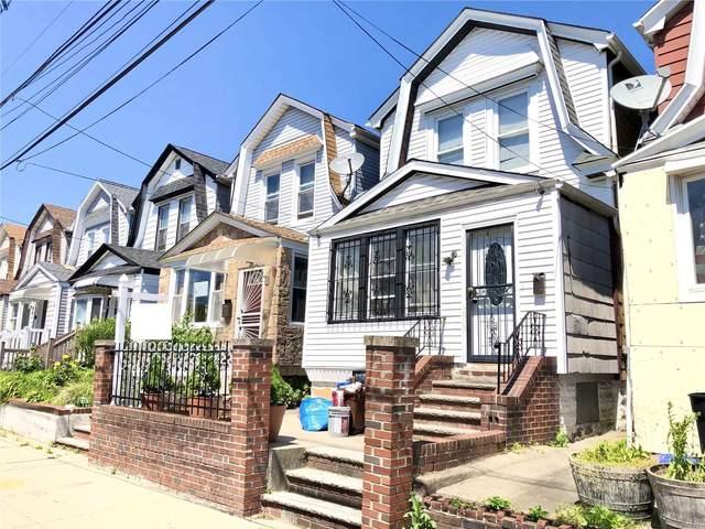 91-25 89th Street, Woodhaven, NY 11421 (MLS #3218413) :: Cronin & Company Real Estate