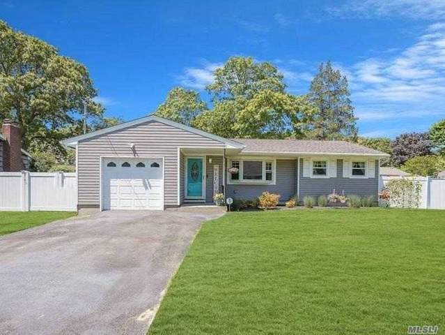 1542 Claas Avenue, Holbrook, NY 11741 (MLS #3218944) :: William Raveis Legends Realty Group