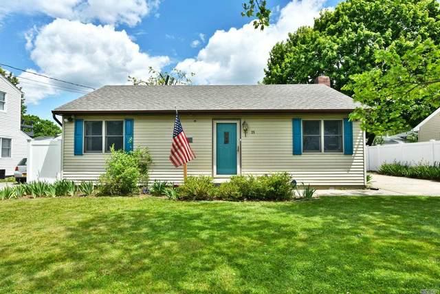 25 Jessen Avenue, Deer Park, NY 11729 (MLS #3219222) :: Signature Premier Properties