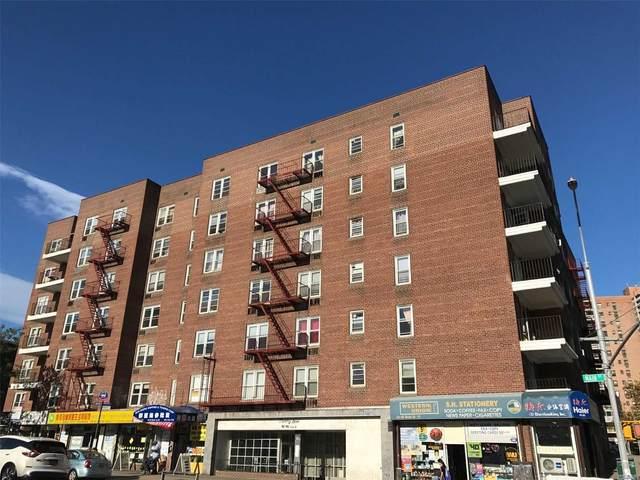 42-95 Main Street 4H, Flushing, NY 11355 (MLS #3219276) :: Signature Premier Properties