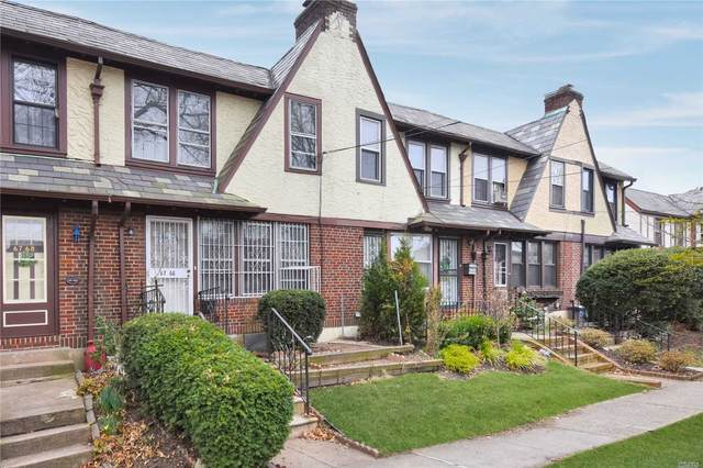 67-66 Exeter Street, Forest Hills, NY 11375 (MLS #3219286) :: Mark Seiden Real Estate Team