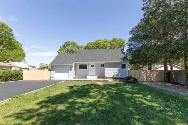 23 Ann Rd, Mastic Beach, NY 11951 (MLS #3219300) :: Mark Seiden Real Estate Team