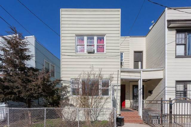 74-15 95th, Ozone Park, NY 11416 (MLS #3219354) :: William Raveis Legends Realty Group