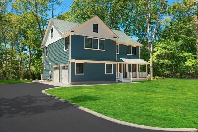10 Wilbur Ave, Manorville, NY 11949 (MLS #3219630) :: Mark Boyland Real Estate Team