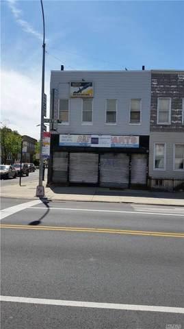63-18 Fresh Pond, Ridgewood, NY 11385 (MLS #3220128) :: William Raveis Legends Realty Group