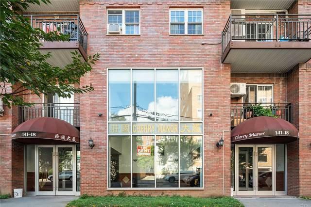 14118 Cherry Ave 5F, Flushing, NY 11355 (MLS #3222403) :: Mark Seiden Real Estate Team