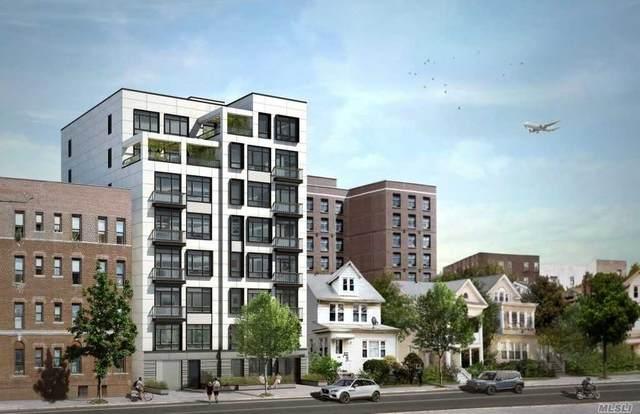 148-36 89th Avenue 2D, Jamaica, NY 11435 (MLS #3225380) :: Cronin & Company Real Estate