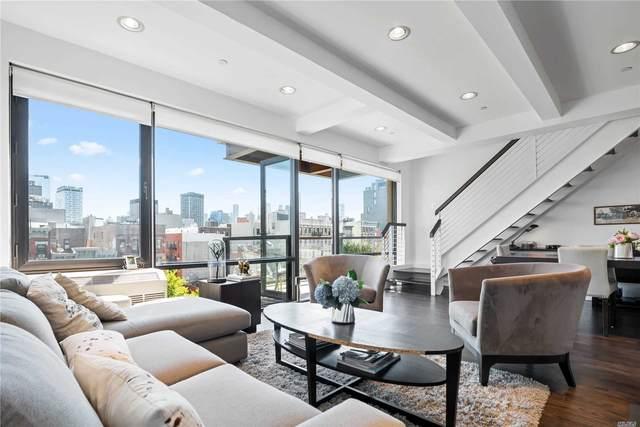 229 E 2nd Street 6A, New York, NY 10009 (MLS #3227923) :: Cronin & Company Real Estate