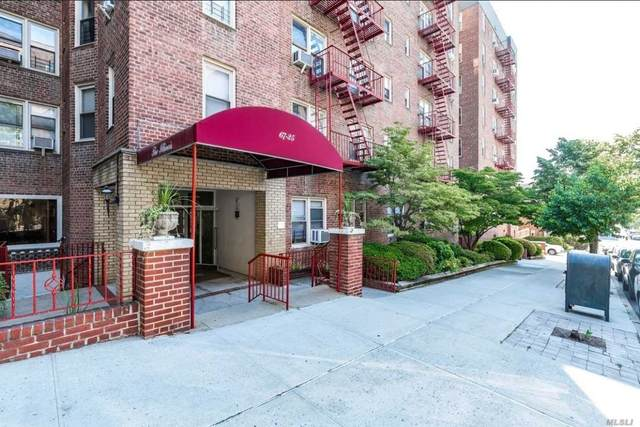 67-25 Clyde Street 2H, Forest Hills, NY 11375 (MLS #3228048) :: Nicole Burke, MBA | Charles Rutenberg Realty
