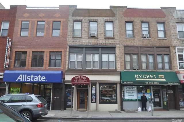 663 Manhattan, Greenpoint, NY 11222 (MLS #3228201) :: Marciano Team at Keller Williams NY Realty
