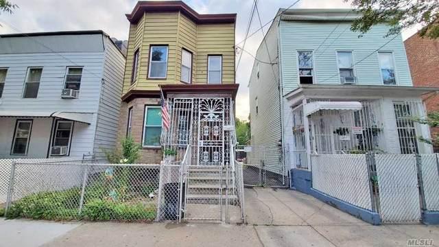 112 Chestnut, Brooklyn, NY 11208 (MLS #3228227) :: Marciano Team at Keller Williams NY Realty