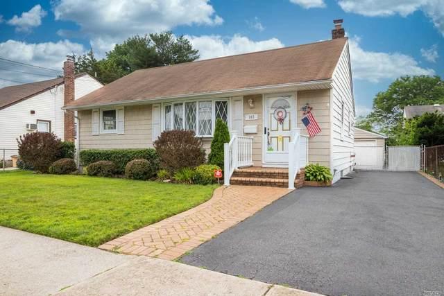 143 Princess St, Hicksville, NY 11801 (MLS #3230022) :: Signature Premier Properties