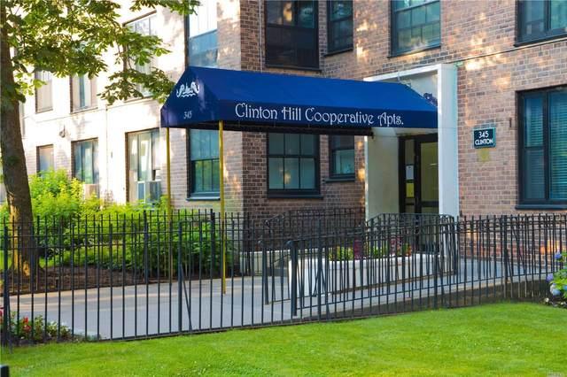 345 Clinton Avenue 14 F, Clinton Hill, NY 11205 (MLS #3230423) :: The McGovern Caplicki Team