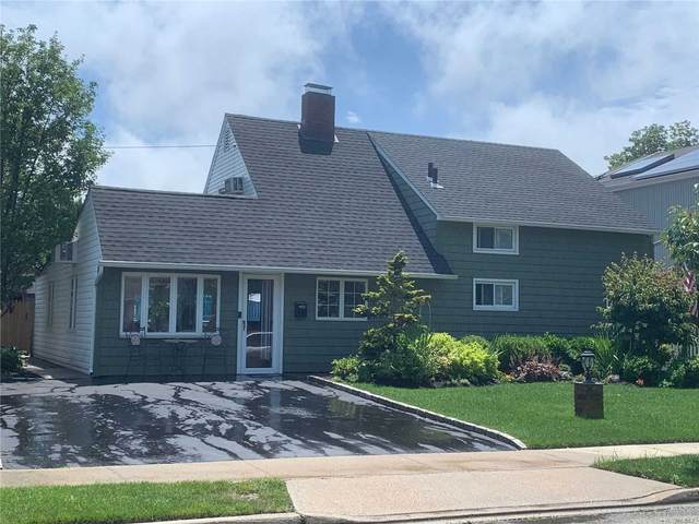 12 Wander Ln, Wantagh, NY 11793 (MLS #3231880) :: The Home Team