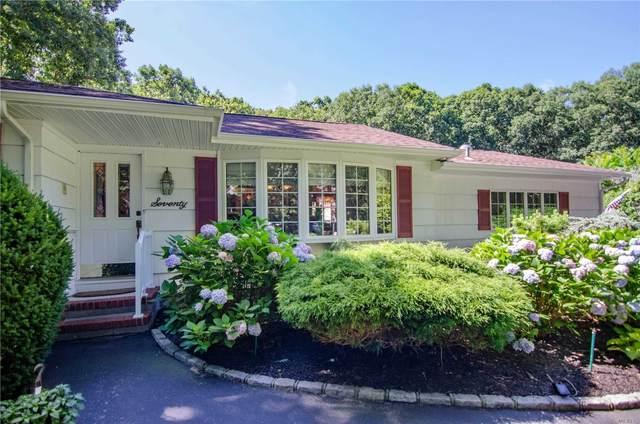 70 Grandview Ln, Smithtown, NY 11787 (MLS #3232570) :: Kendall Group Real Estate | Keller Williams