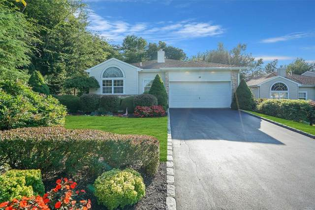28 Hamlet Drive, Hauppauge, NY 11788 (MLS #3234076) :: Mark Seiden Real Estate Team