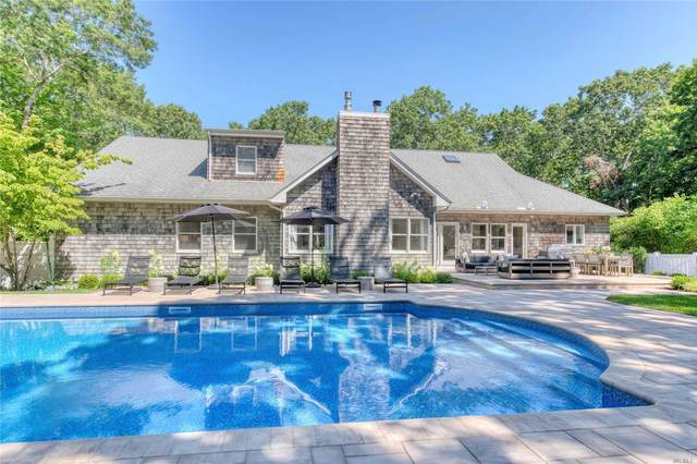 12 Rolling Hill Court W, Sag Harbor, NY 11963 (MLS #3238525) :: Frank Schiavone with William Raveis Real Estate