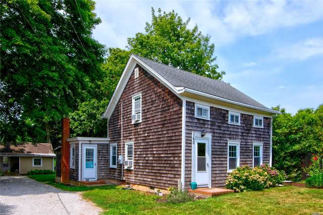 160 Cottage Place, Southold, NY 11971 (MLS #3239091) :: Keller Williams Points North - Team Galligan