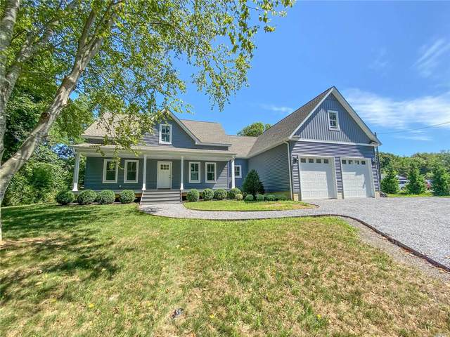 9325 Main Bayview Rd, Southold, NY 11971 (MLS #3239109) :: Keller Williams Points North - Team Galligan