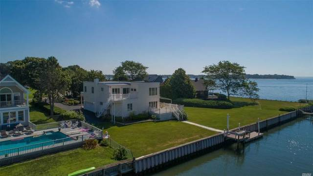 45 Romana Drive, Hampton Bays, NY 11946 (MLS #3239582) :: Frank Schiavone with William Raveis Real Estate