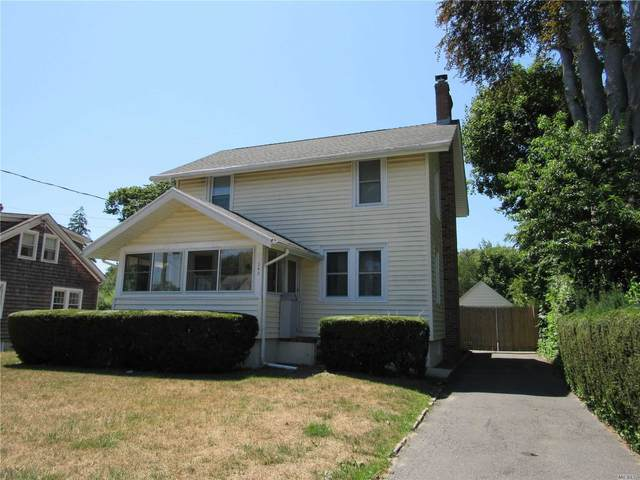 245 Fishel Avenue, Riverhead, NY 11901 (MLS #3239704) :: Frank Schiavone with William Raveis Real Estate